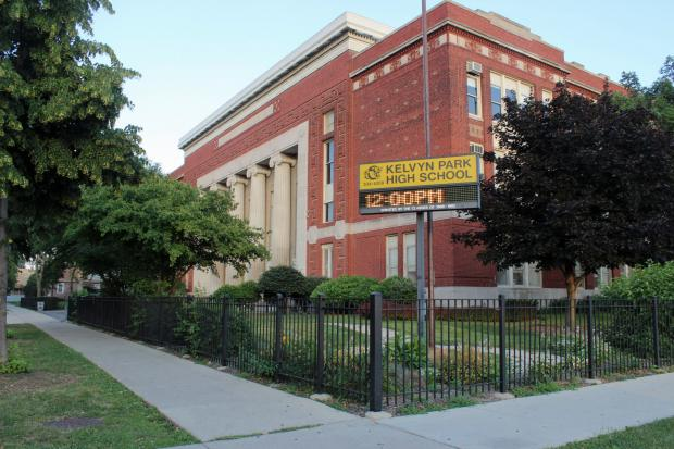 Kelvyn Park School