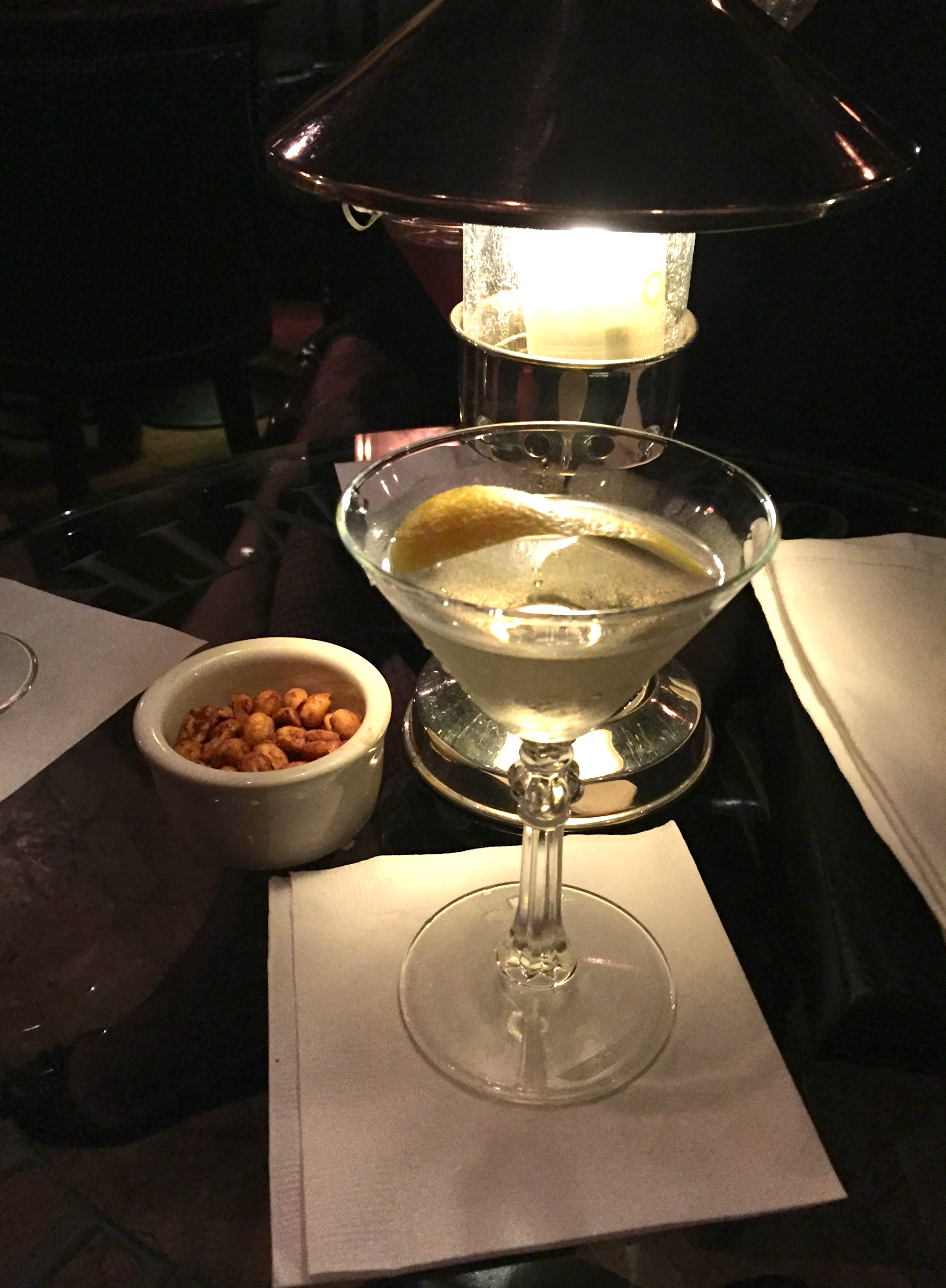A Vesper (a drink James Bond would have)
