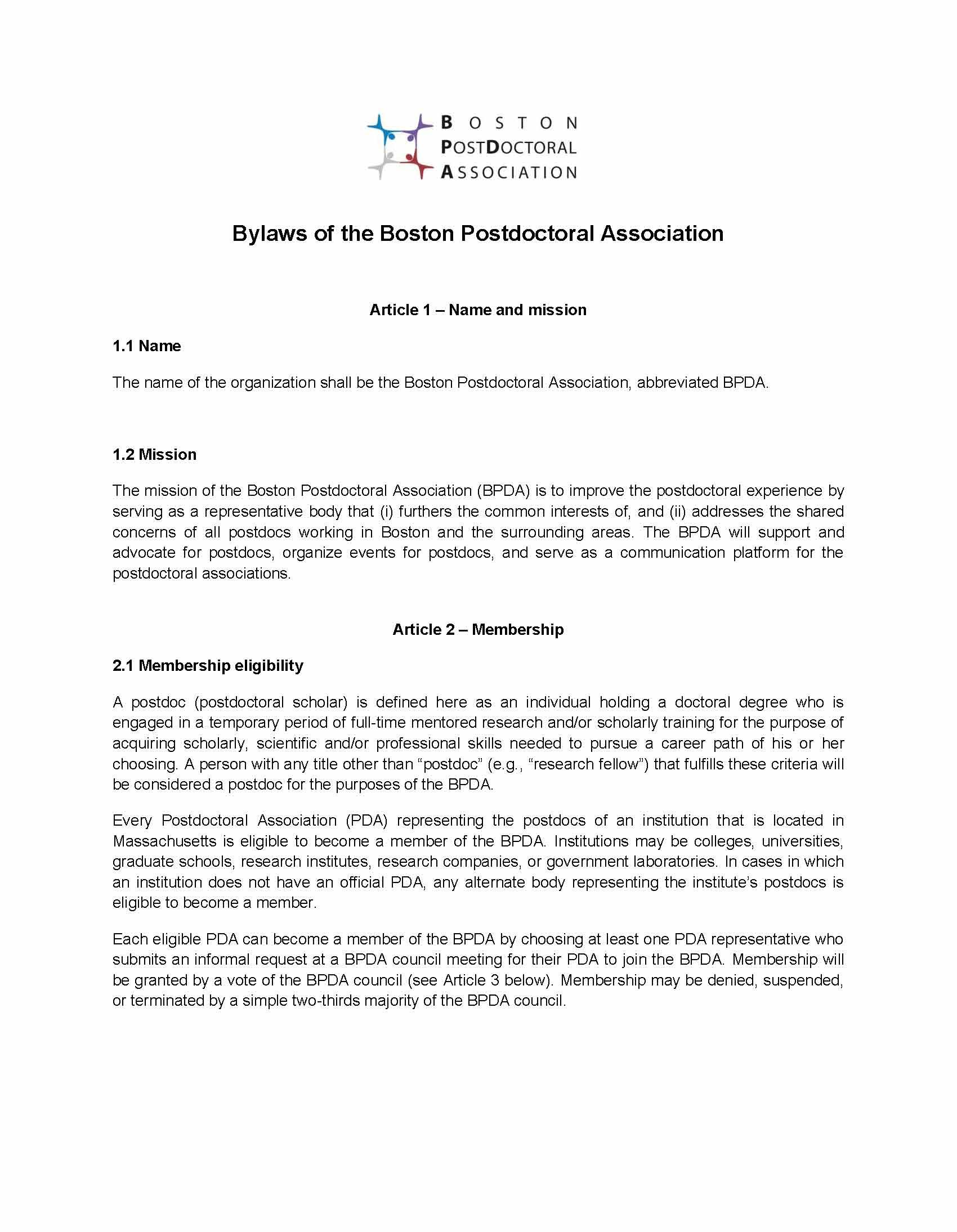 BPDA bylaws Page_1