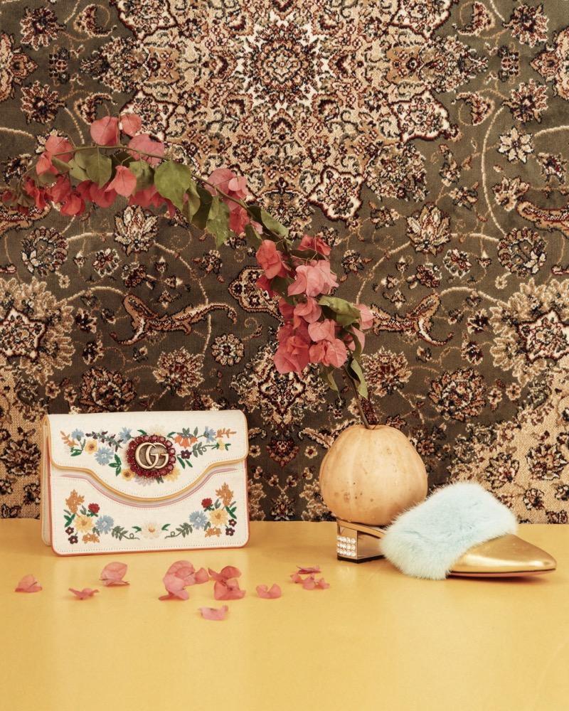 Still Life Editorial  /// Gucci for Emirates Woman Magazine, Dubai.   ACCESSORY, FASHION, PRODUCT
