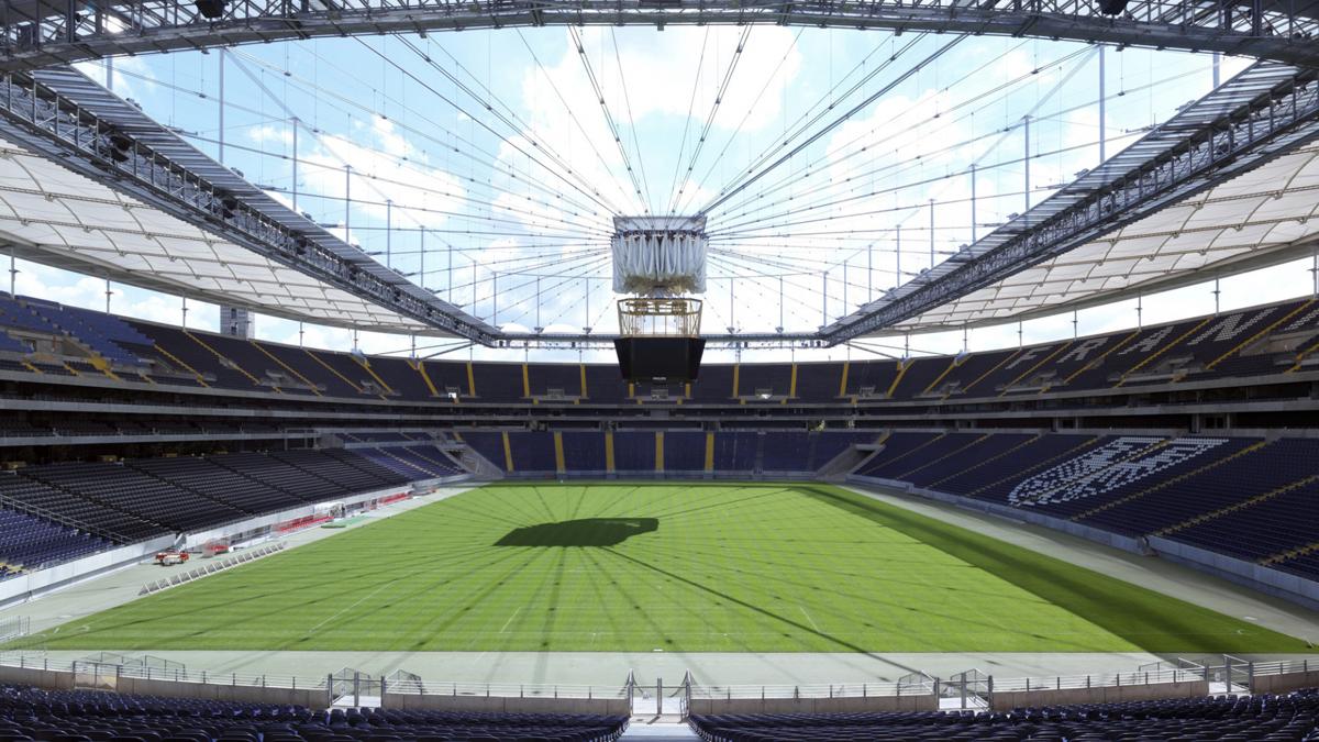 Commerzbank Arena – Frankfurt, Németország