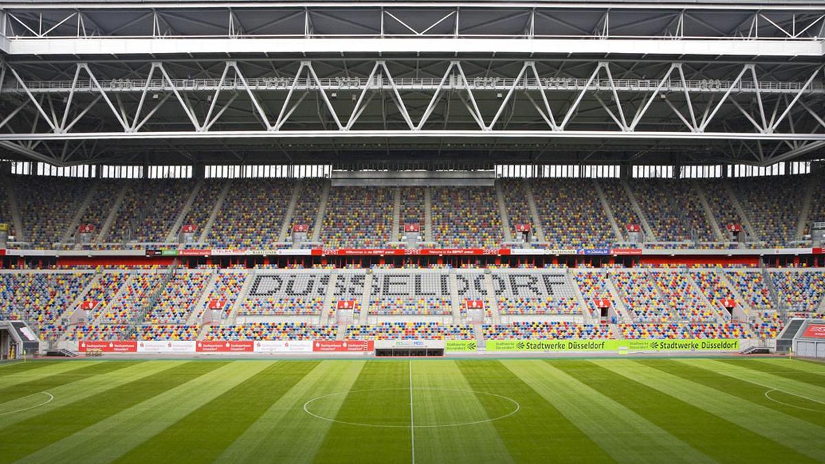 Esprit Arena - Düsseldorf, Németország