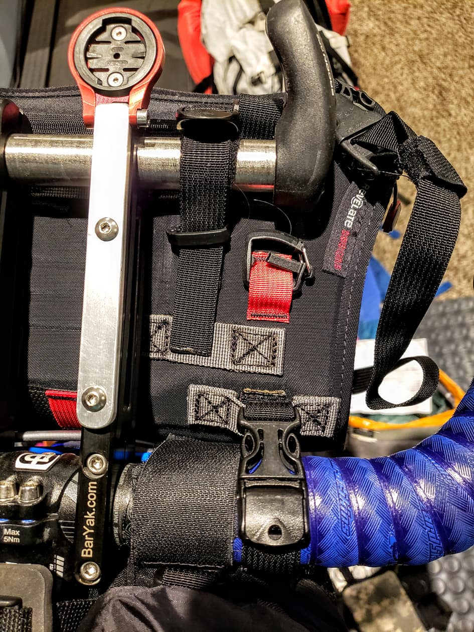 Newer Revelate Harness Modified
