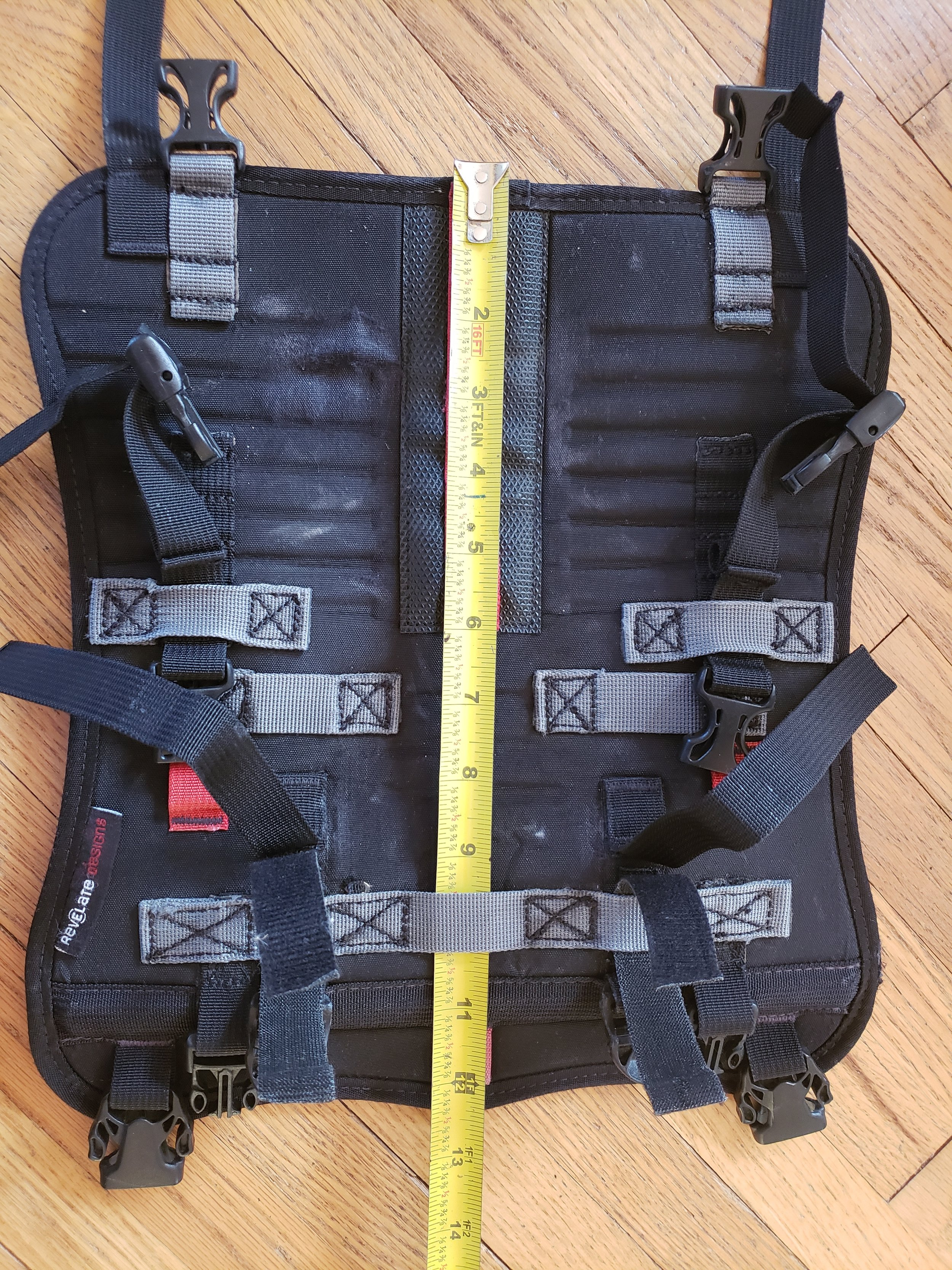 Revelate Design Harness & BarYak Expedition