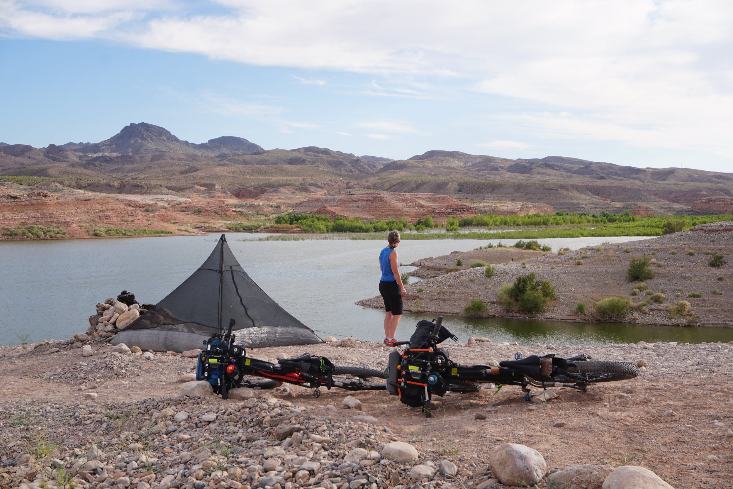 Bikepacking / Bikerafting Nevada