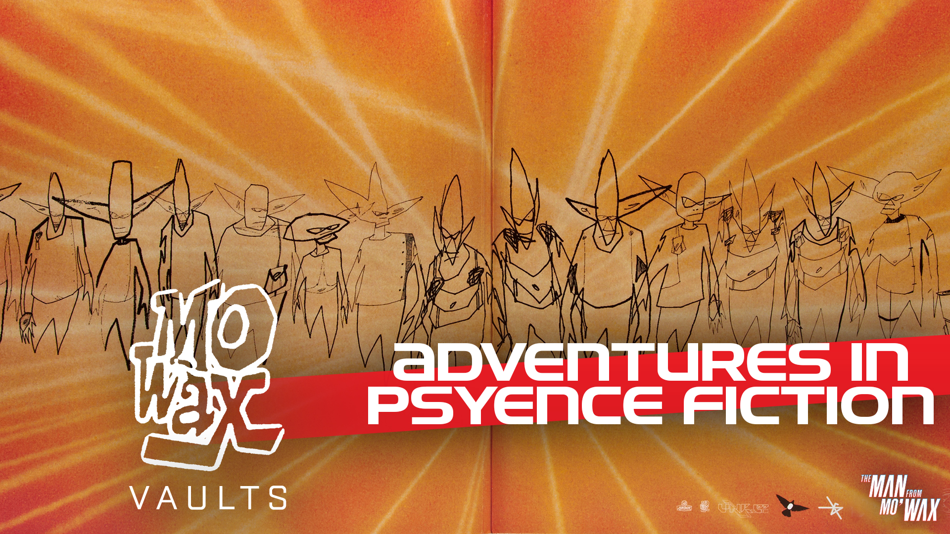 Adventures in Psyence Fiction (2018, 31 mins)  Featurette on the making of UNKLE's seminal album Psyence Fiction