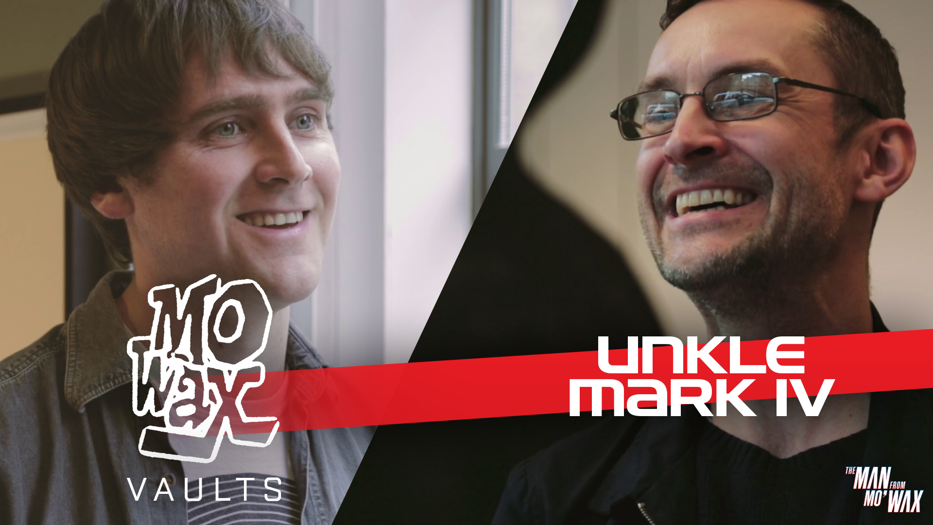 UNKLE Mark IV (2018, 16 mins)  Matt Puffett & Jack Leonard, key collaborators on UNKLE album The Road discuss their latest incarnation of UNKLE and working with James Lavelle
