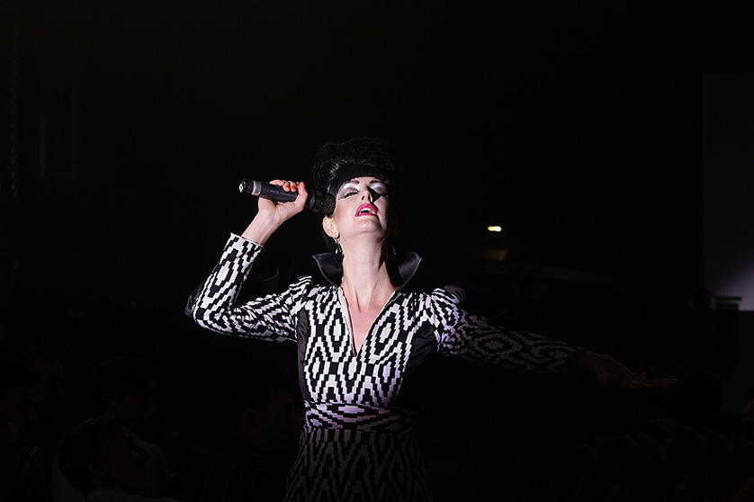 'Shedding Skin' at Queer Up North, Manchester 2010