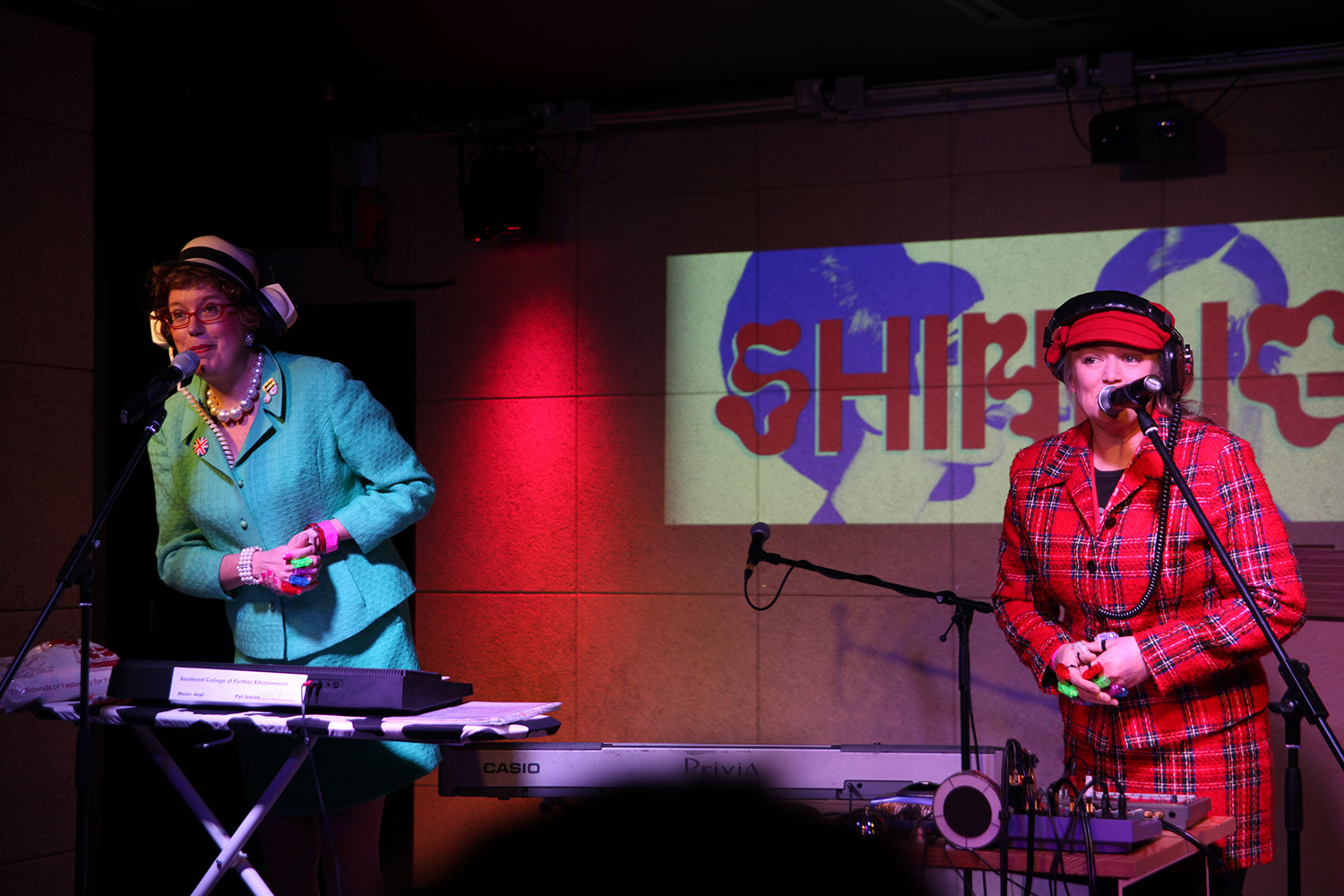The Chalkwell Ladies Drum n' Bass League at 'Shindig' at Ace Hotel, London 2014. Photo by Holly Revell