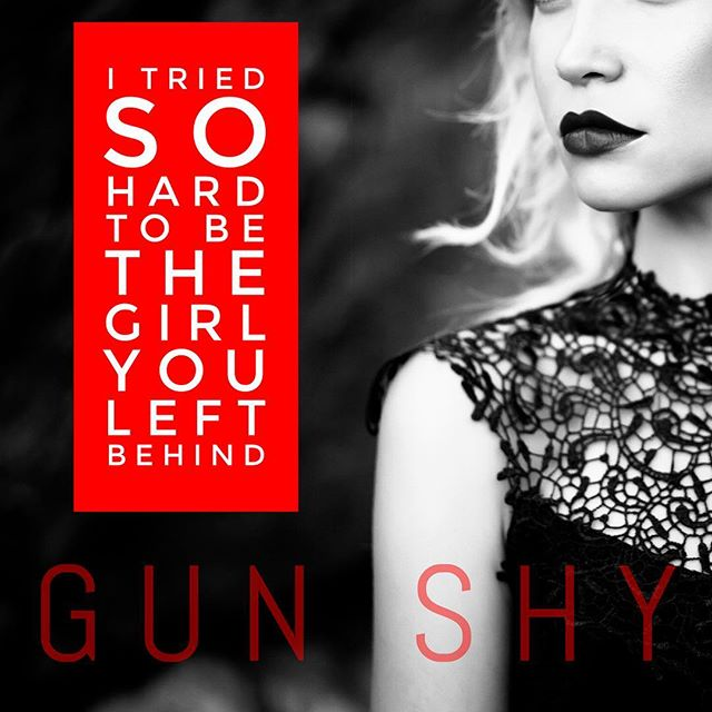 """I tried so hard to be the girl you left behind."" . . .  Gun Shy is on sale for 99c for the first time ever!  AND if you have Kindle Unlimited, it's FREE to read with your membership 😍🖤😍 Gun Shy might be my favourite of all my book children. It's the darkest, most devious of all of my stories ... and definitely a slow burn. It's also the only standalone I've published, so you don't have to wait to dive in. . . . 🔪LINK IN MY BIO 🔪 . . . #gunshynovel  www.ReadGunShy.com 🖤"