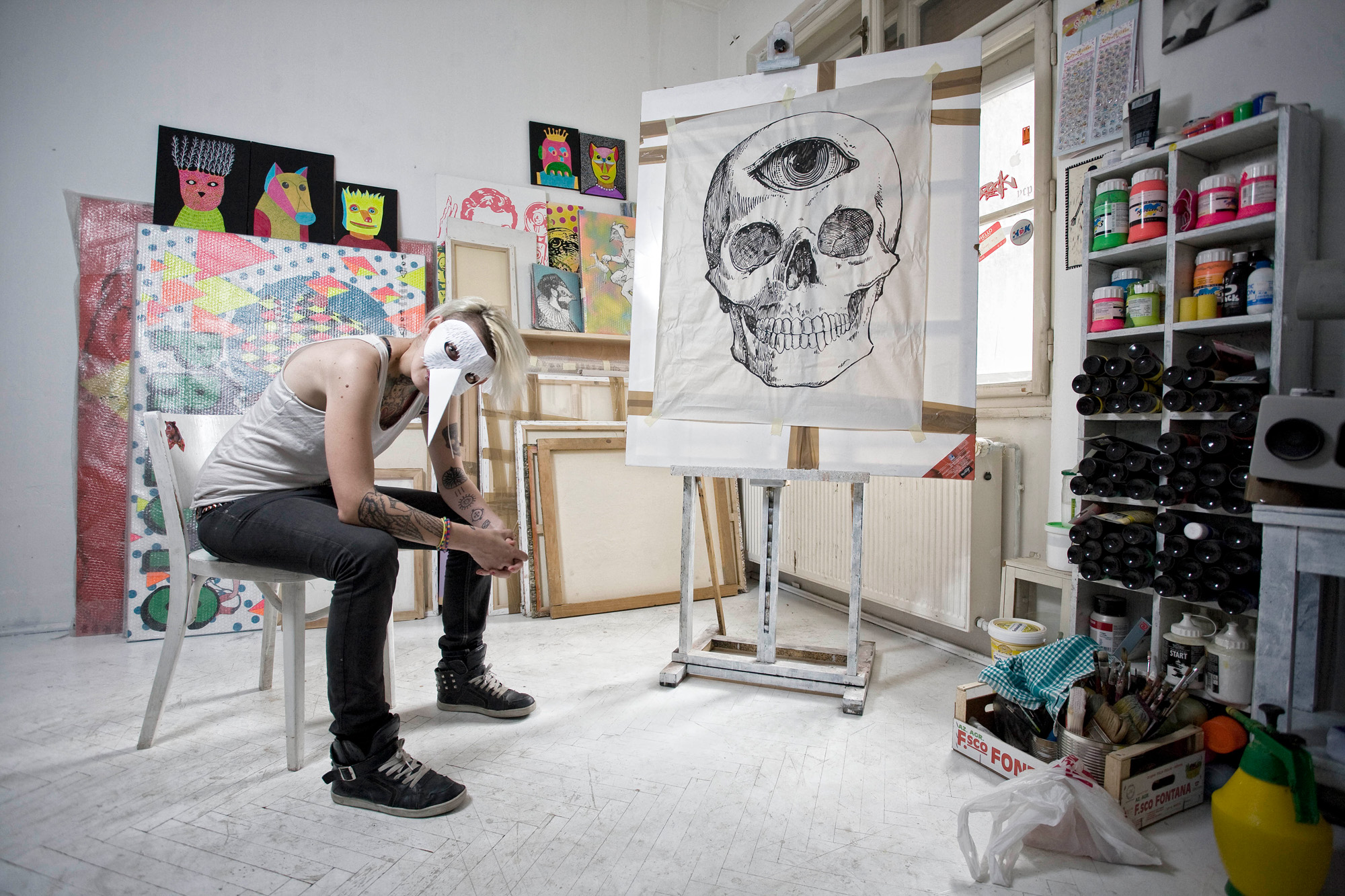 Oko / Street Decorators series