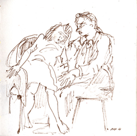 La Traviata, ENO 2008