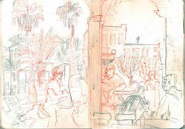 Cafe, Hermopolis, Syros