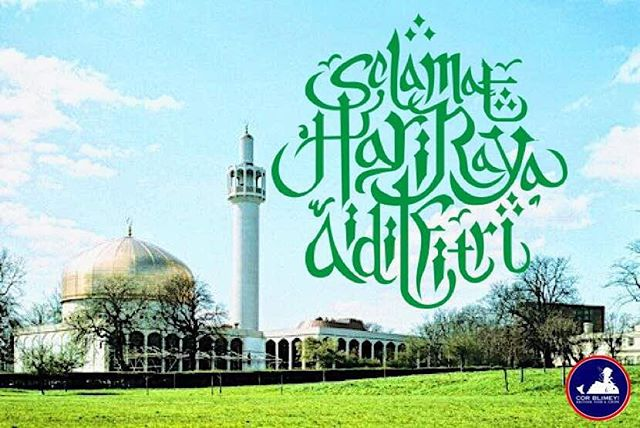 "Pelanggan yang dihormati,  Cor Blimey ingin mengucapkan kepada semua kawan dan keluarga Muslim kita ""Selamat Hari Raya Maaf Zahir & Batin.  Semoga musim pengampunan ini membawa keamanan sejati untuk mengisi hati dan rumah anda. Harap berjumpa tidak lama lagi!  Dearest Customer,  Cor Blimey wishes all our Muslim friends and family Selamat Hari Raya Maaf Zahir & Batin.  May this season of forgiveness bring an abiding peace to fill your heart and Home.  Have a great RAYA and hope to see you all soon!"
