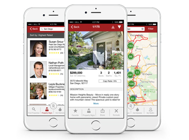 iOS/Android Mobile App - Redfin Invest
