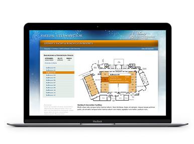 App - Virtual Site Inspection UX/UI