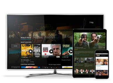 Live Streaming Media - DIRECTV Now