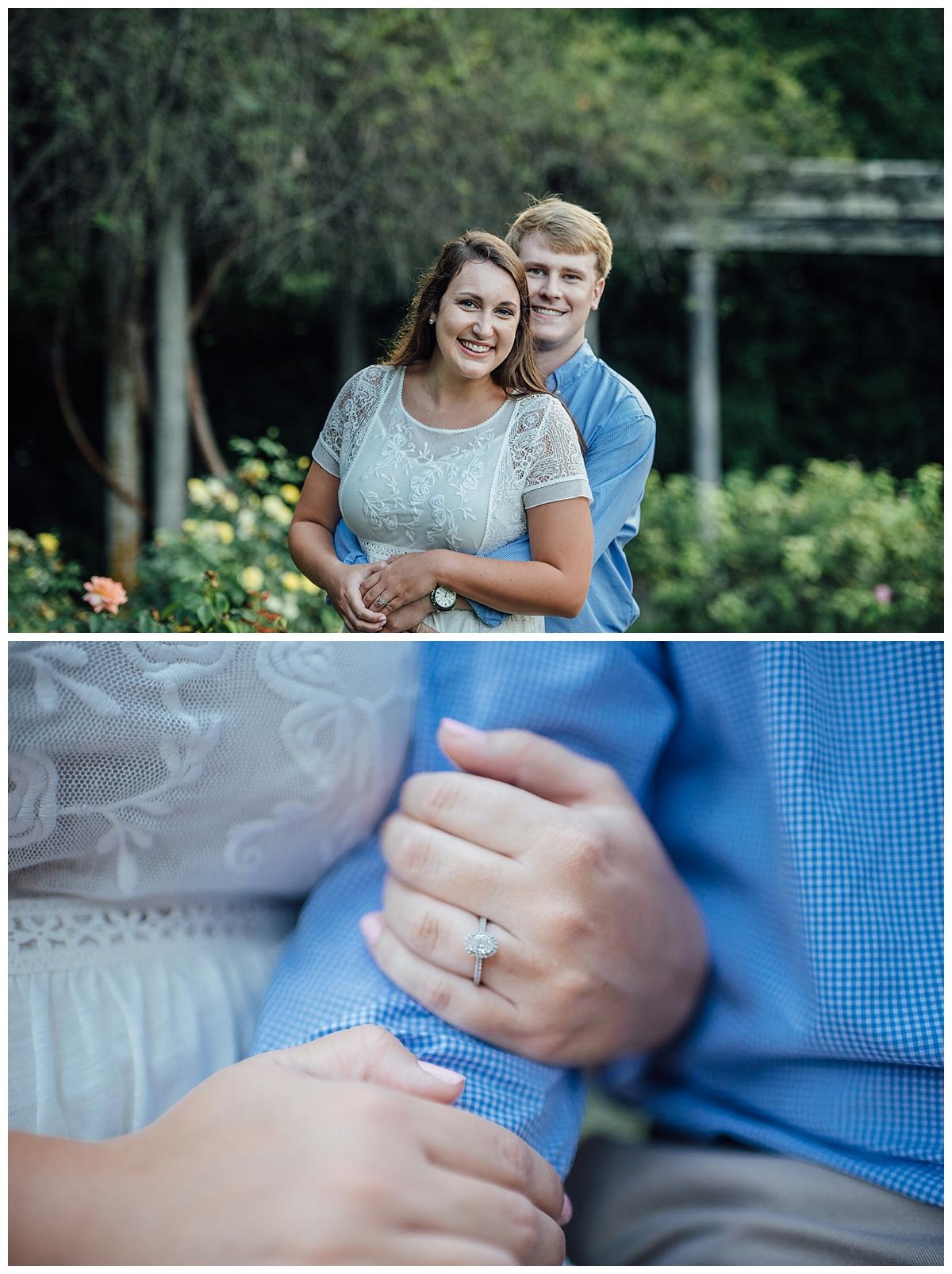 lindsey ann photography, engaged, birmingham engagement, wedding photographer, birmingham wedding photographer, botanical gardens