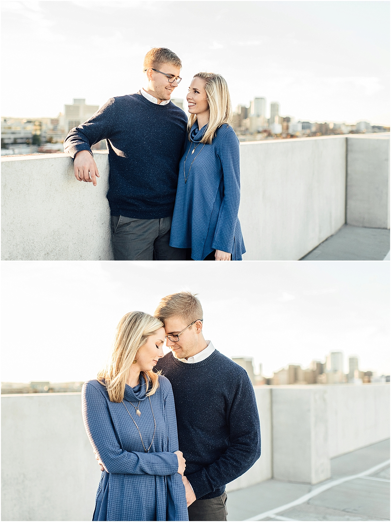 Lindsey Ann Photography -Engagement session at the Botanical Gardens in Downtown Birmingham