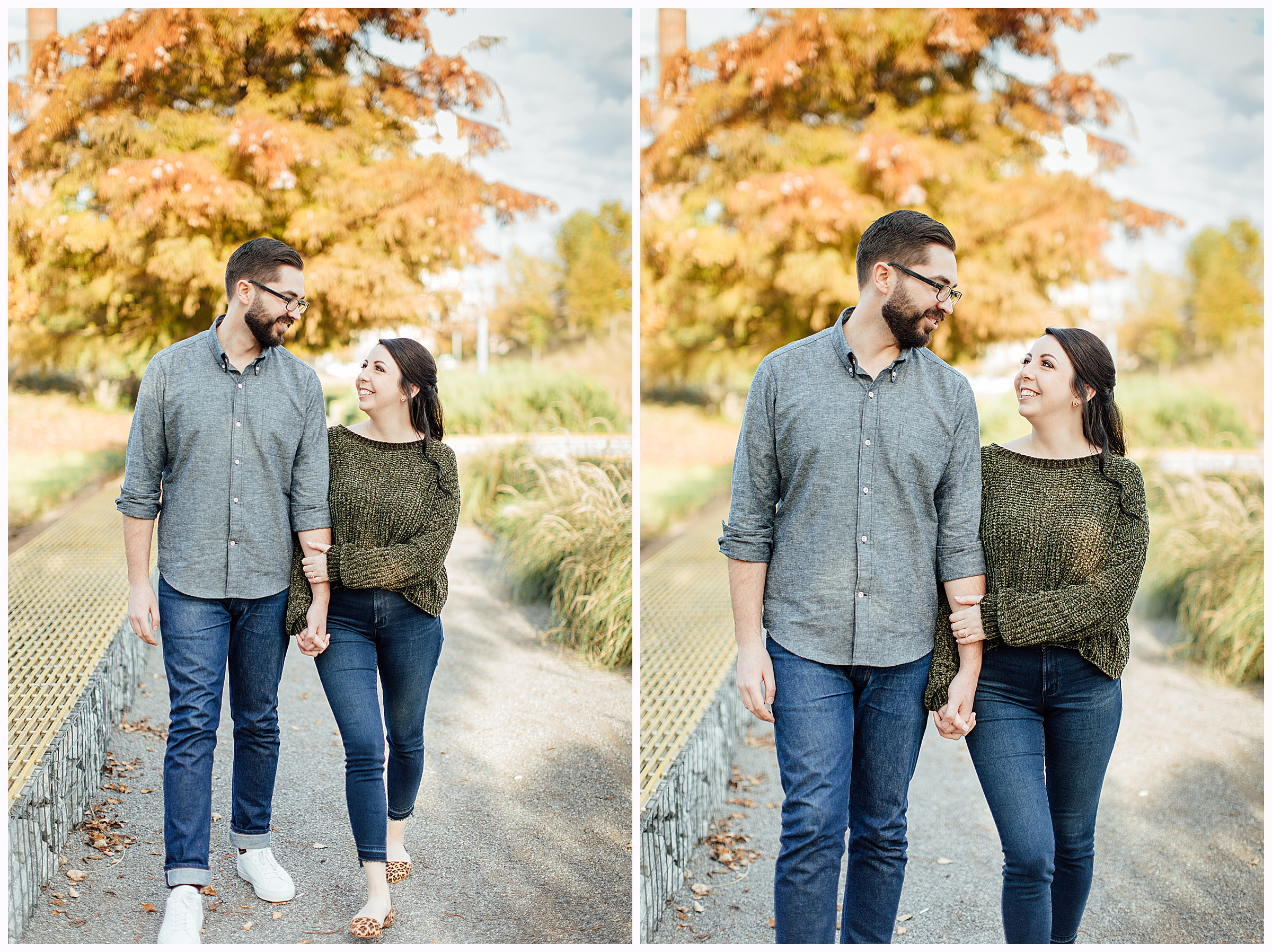 lindsey ann photography, railroad park engagement session, birmingham wedding photographer, downtown engagement session, birmingham engagement session, alabama weddings
