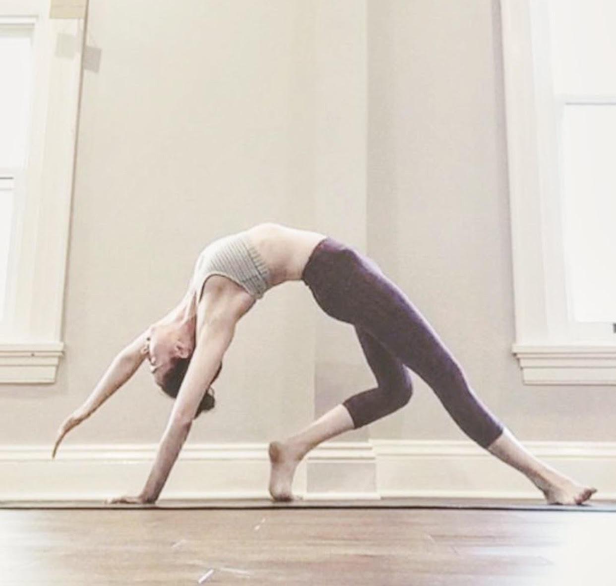 Sarah Norris: Yoga Instructor