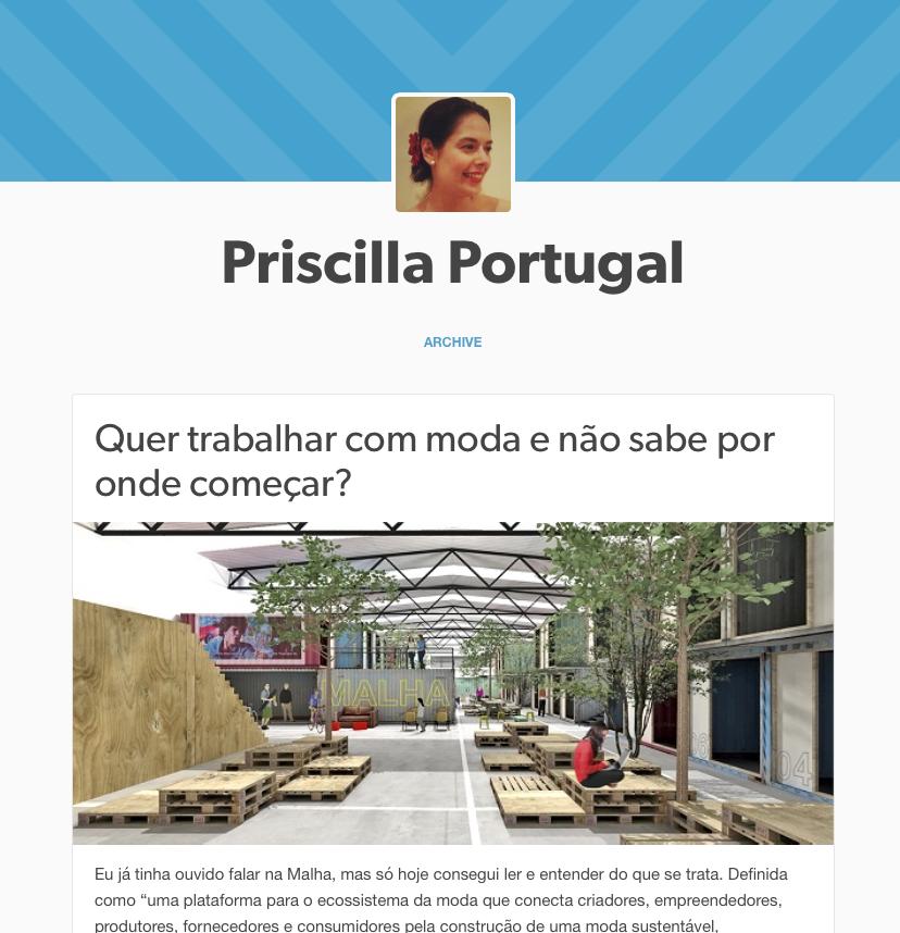 Priscilla Portugal