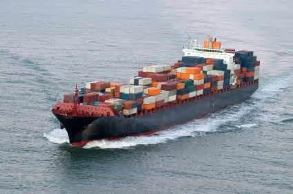 ocean vessel