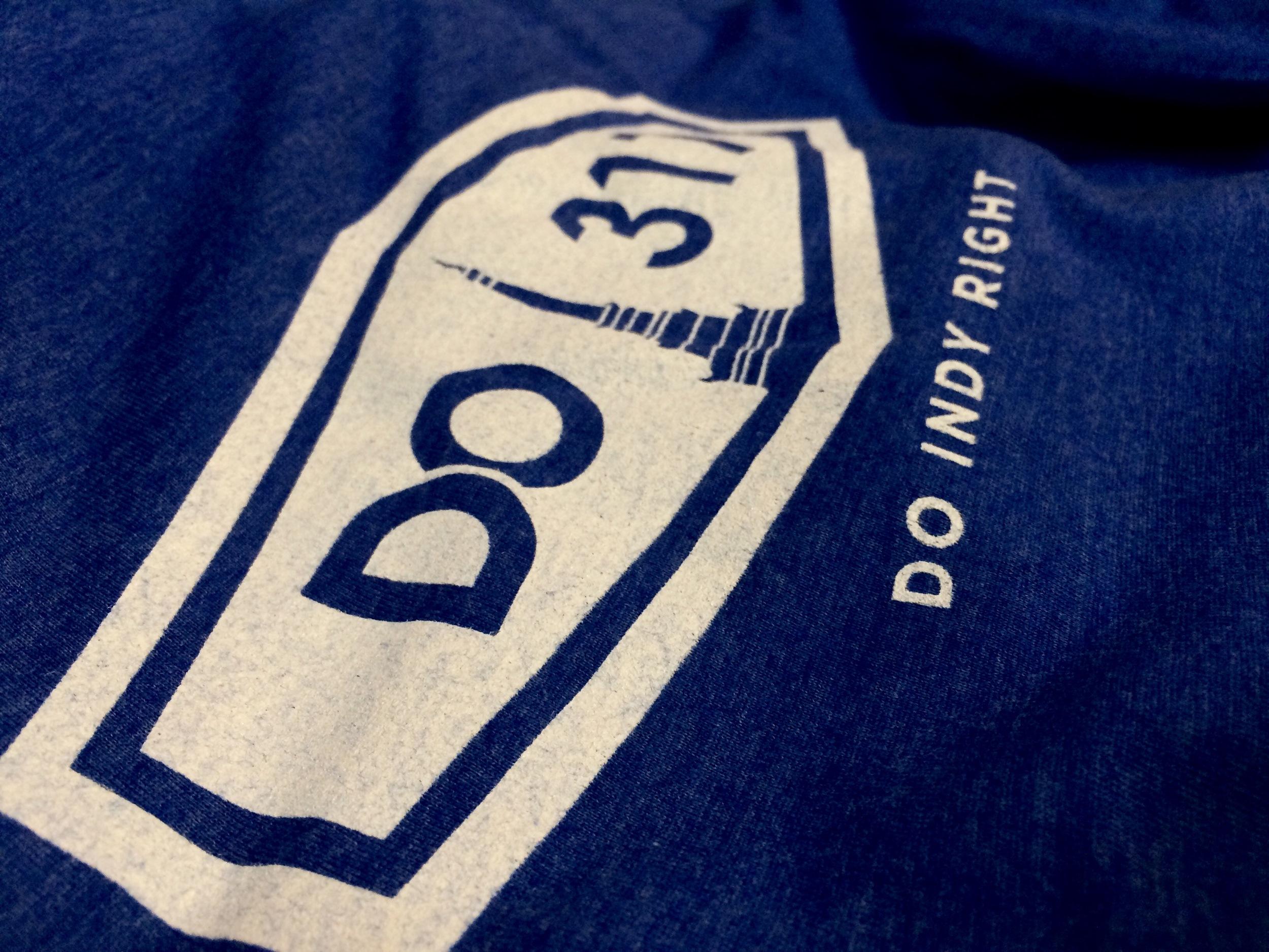 do317 shirt close-up