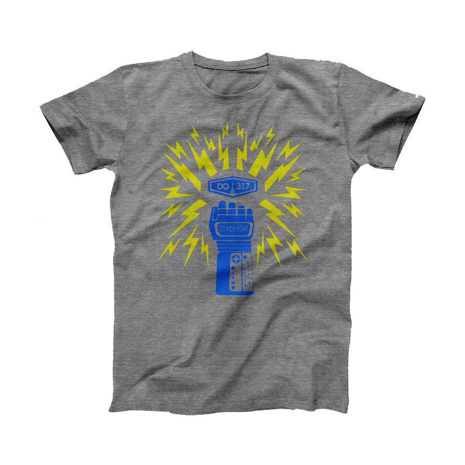Do317 Power Glove T-shirt