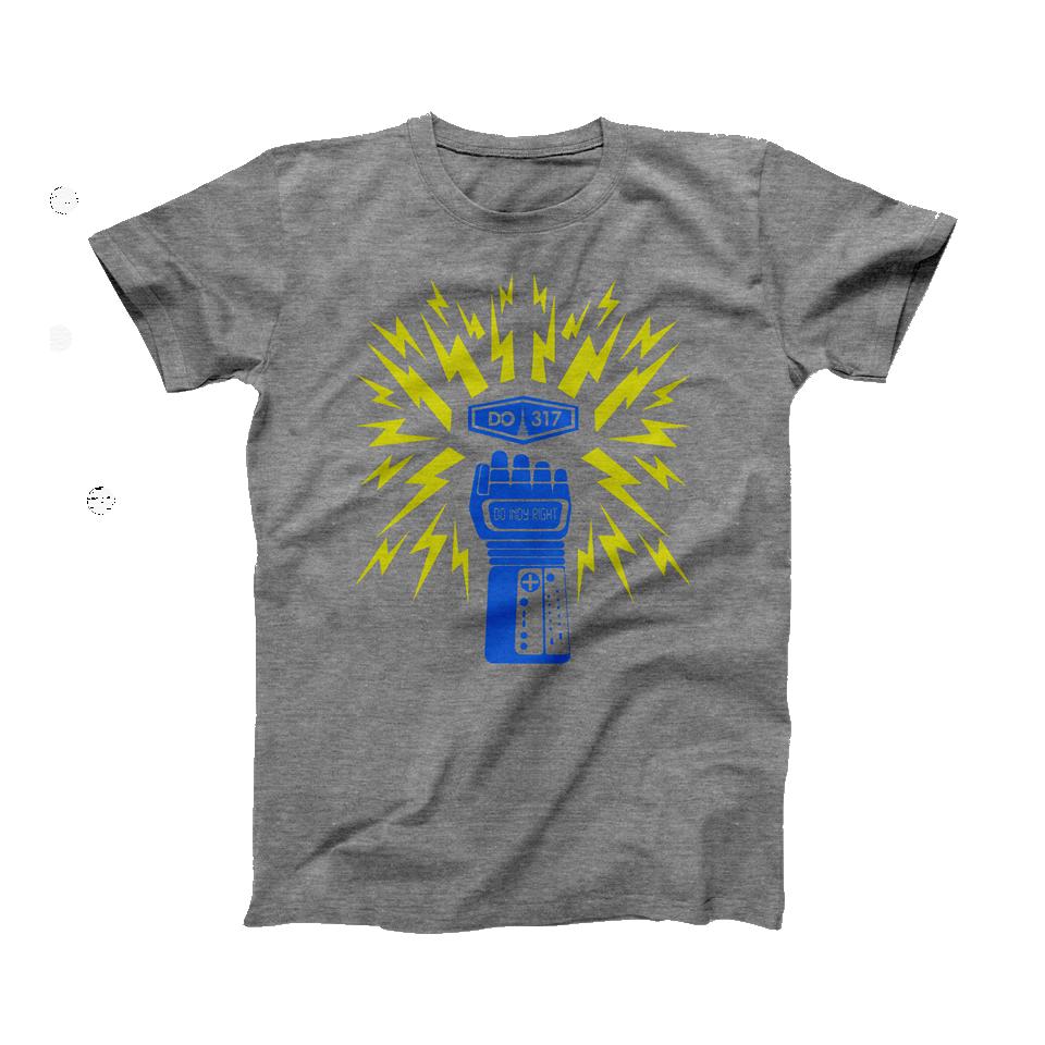 Do317 Power Glove T-shirt