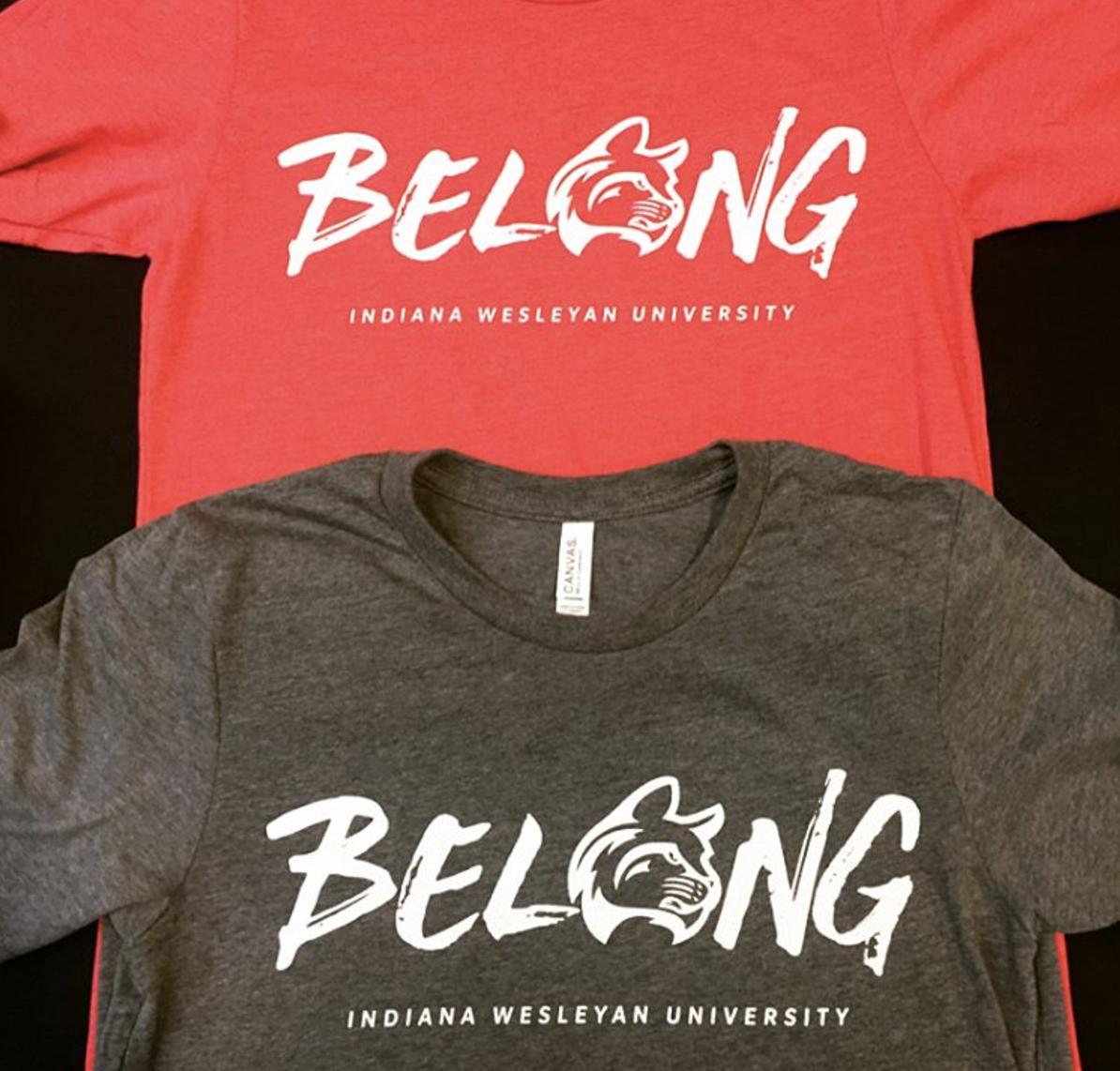 College School Spirit T-shirt