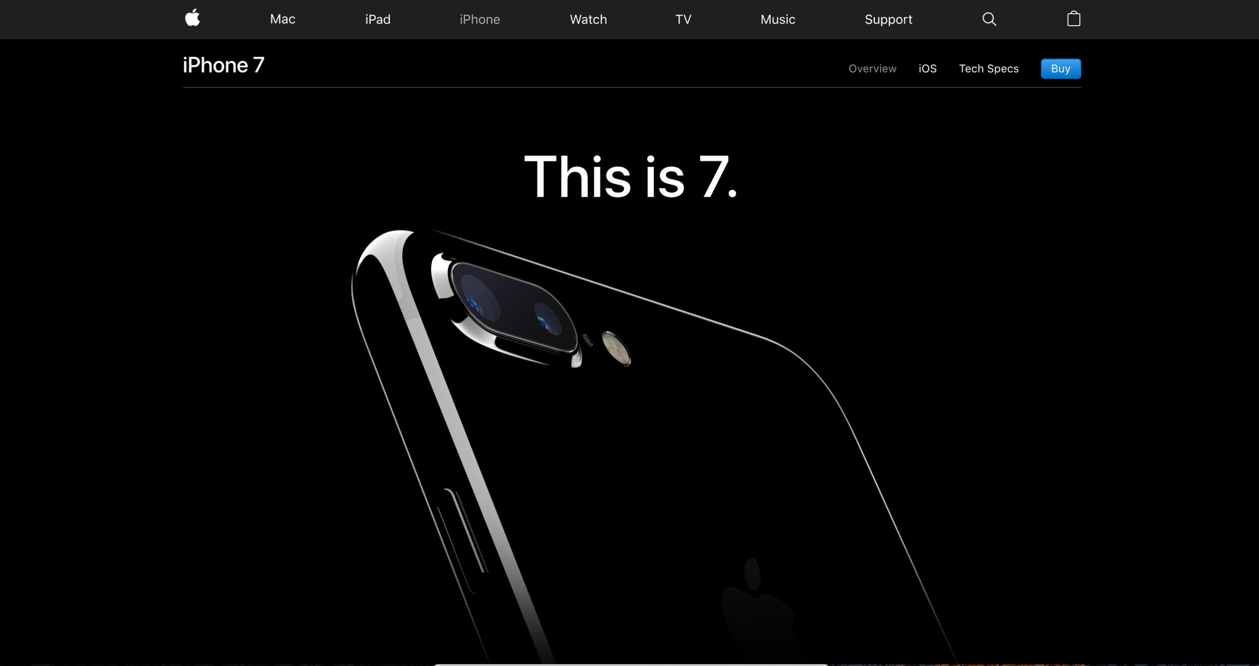 Apple Branding Example
