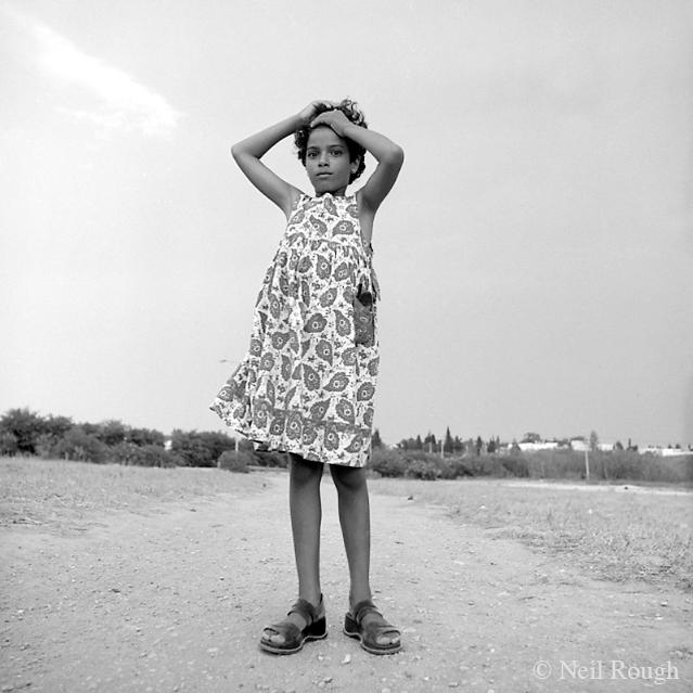 12.Tunisia Girl on Road.jpg