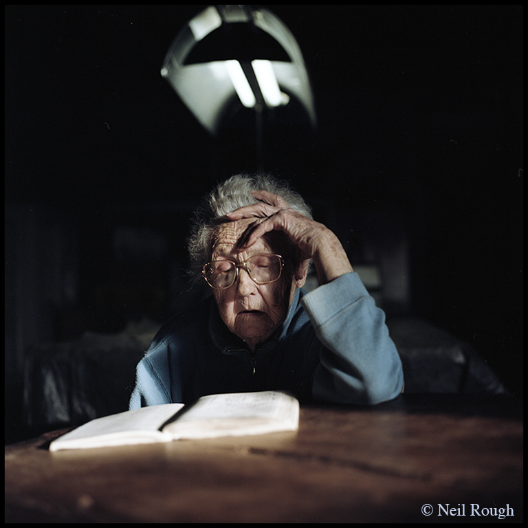 01a. NM Cerrilos Woman Reading.jpg