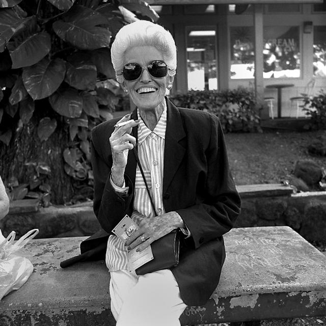 16.Hawaii Woman Smoking.jpg