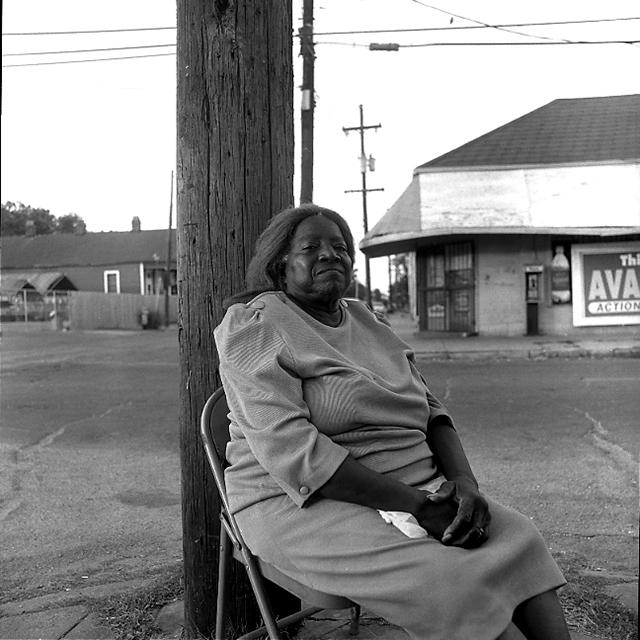 17.New Orleans Woman Sitting.jpg
