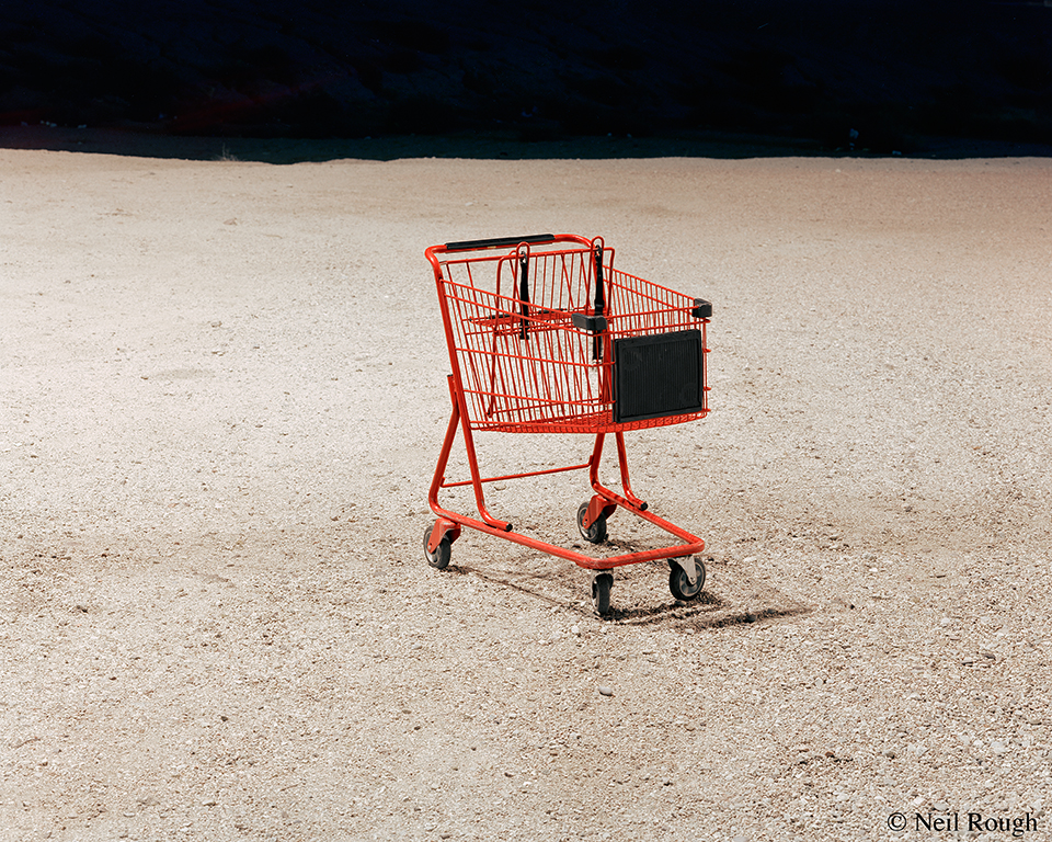 NV Laughlin Red Shopping Cart 2010.jpg