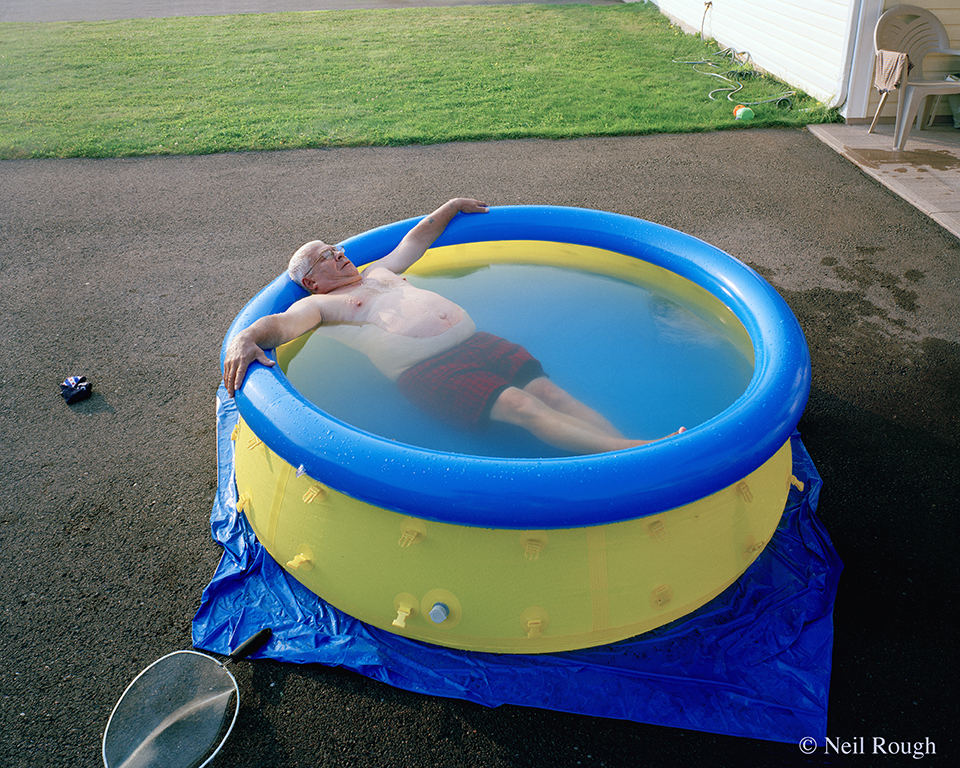 NS Amherst Man in Pool 2009.jpg
