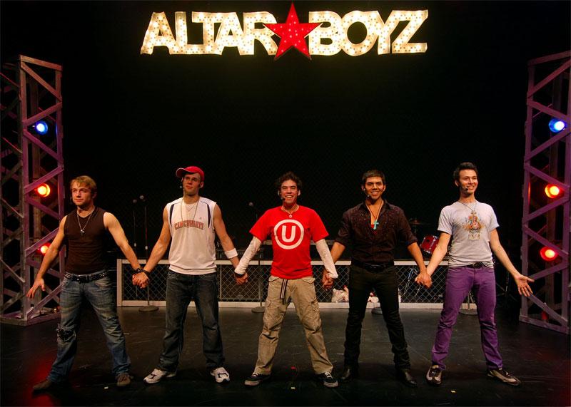 Altar Boyz, The Theater Barn