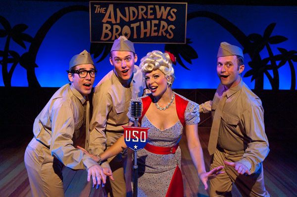 The Andrews Brothers, Cortland Repertory Theatre