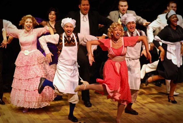 The Drowsy Chaperone, The Theater Barn