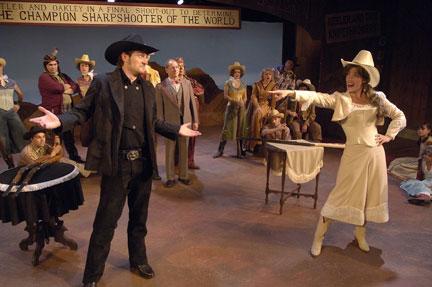 Annie Get Your Gun, Cortland Repertory Theatre