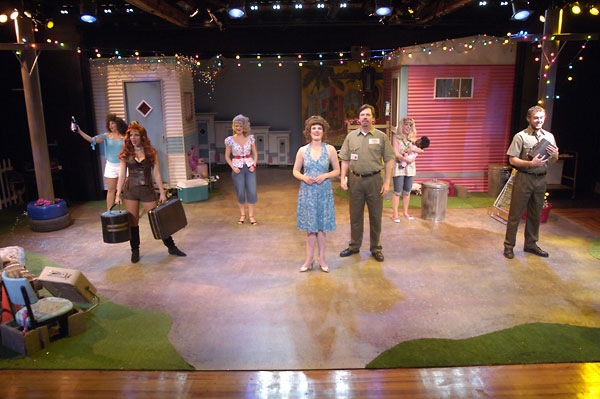 The Great American Trailer Park Musical, Cortland Repertory Theatre