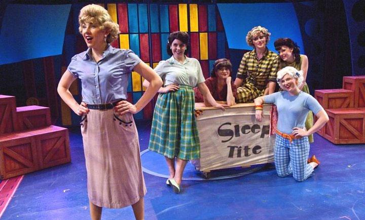 The Pajama Game, Cortland Repertory Theatre