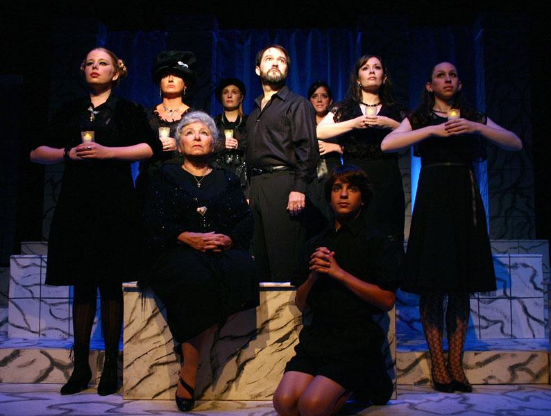 Nine, Theatreworks New Milford