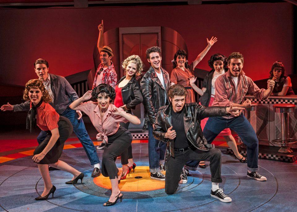 Grease, Cortland Repertory Theatre