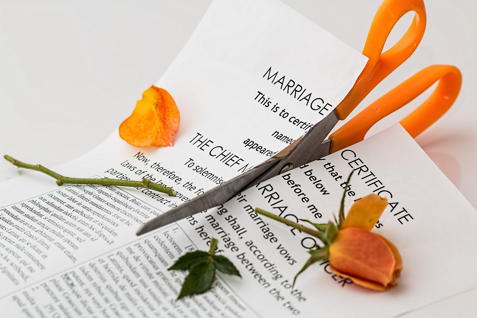 Separation Divorce Counseling Orange County