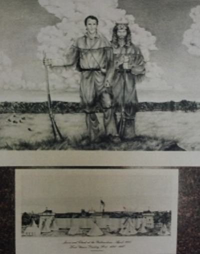Lewis and Clark at the Yellowstone 1805.JPG