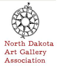 This exhibit is sponsored by the North Dakota Art Gallery Association with Support from the North Dakota Council on the Arts