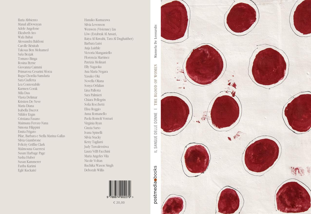cover book il sangue delle donne  The blood of women 2019.jpg